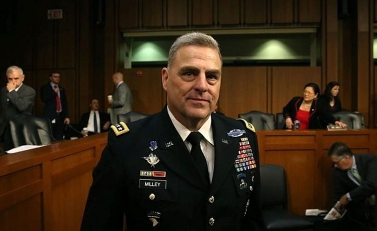 Army Chief Of Staff: Conservatives Are Wrong, Guns Don't Make Us Safer