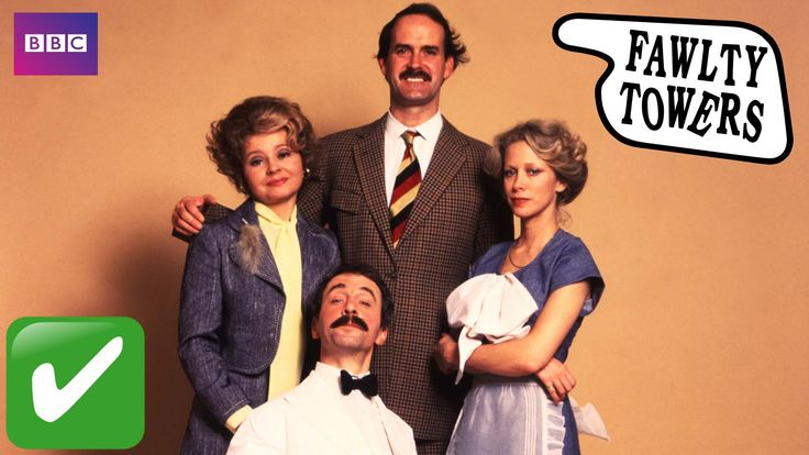 Fawlty Towers Season 1 Episodes 5 Full Episode ( 1975–1979 )