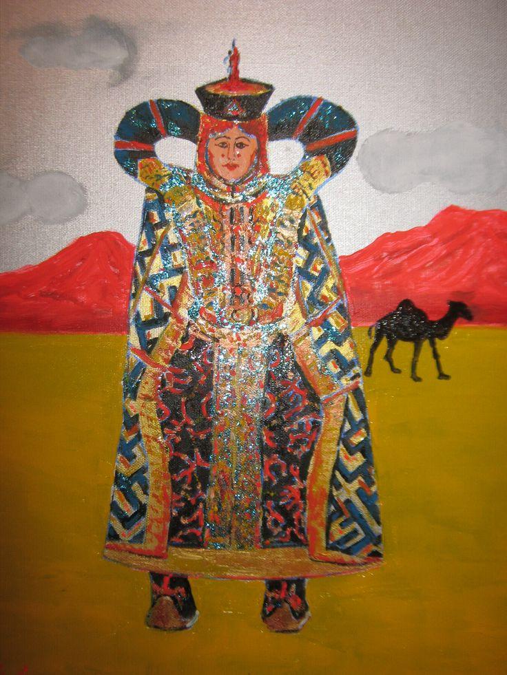My Fair Mongolian Lady
