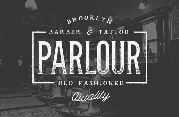 Over 50% Off - Parlour by Hustle Supply Co. on @creativemarket