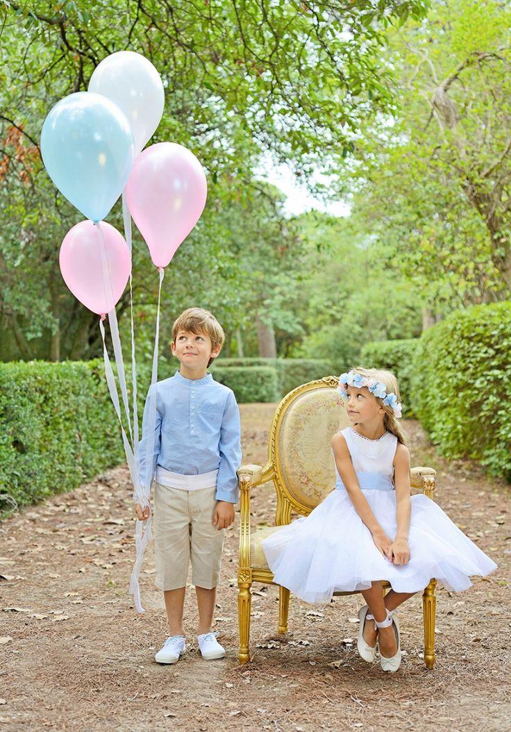 Tenues cortege mariage enfants d'honneur l Les petits inclassables - photo Eric Teissedre l La Fiancée du Panda blog mariage--14