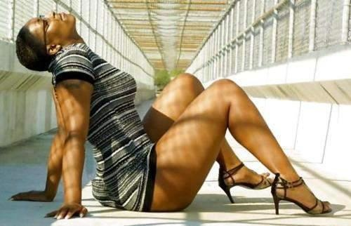 Big thighs Love the BBW | BBW Fashion | Pinterest