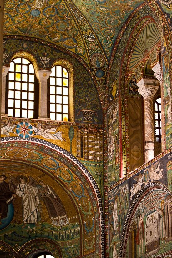 Basilica of San Vitale - Ravenna, Italy | Incredible Pictures