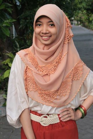 crochet hijab