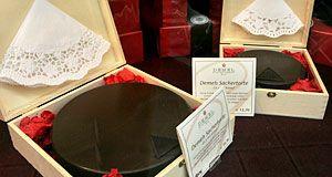 The ultimate souvenir: Sacher Torte, Vienna′s most famous tart