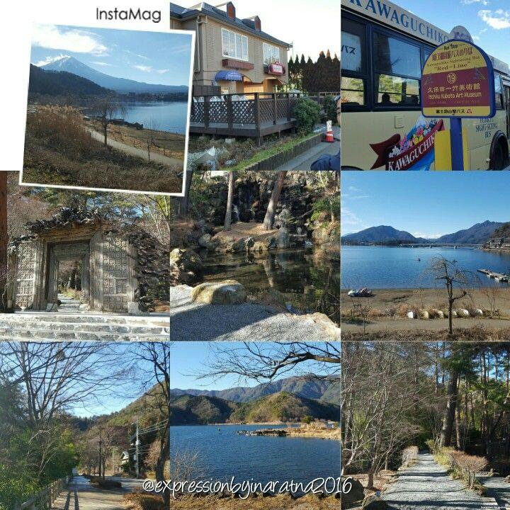 Let's meet serenity - Kawaguchiko Lake, Mt Fuji Japan