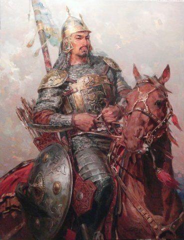 Tatar warrior (mirza)
