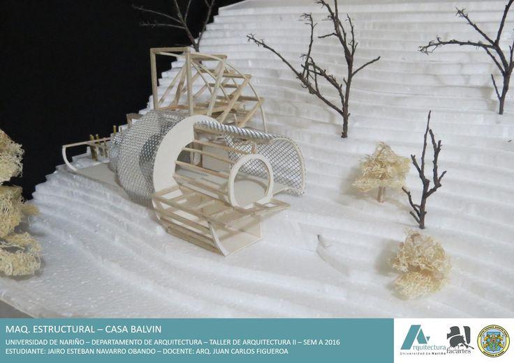 3. Maq Estructural Implantada _Casa Balvin