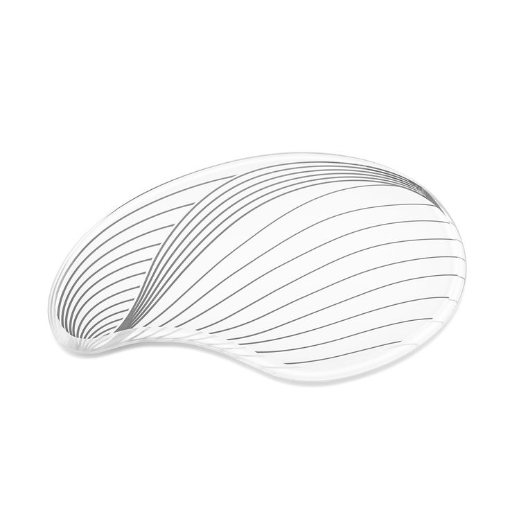 This set of Contour Coasters from Zaha Hadid Design are $30 for a pair, and features two beautiful and contemporary coasters that are sure to impress.