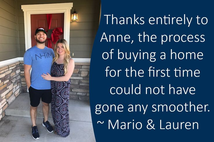 For over a year, my wife and I longed to buy our first home. We prepared ourselves for a roller coaster of emotions because of the numerous horror stories we had heard about the home buying experience-especially for first timers. However, thanks entirely to Anne, the process of buying a home for the first time could not have gone any smoother. Anne was remarkably hands on and answered every single question that came across our minds. The best part about Anne: she is 100% on the side of the…