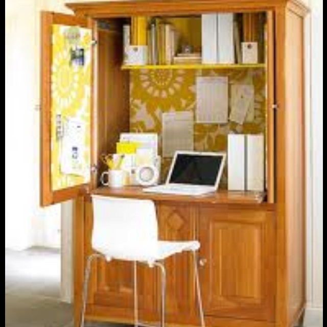1000+ Images About Computer Cupboards On Pinterest