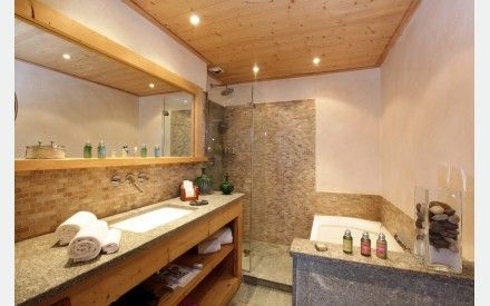 Chalet du Mont d'Arbois, Hotel de lujo y Restaurante gourmet 'estrellado' en la montaña 1 estrella Megève – Relais & Châteaux