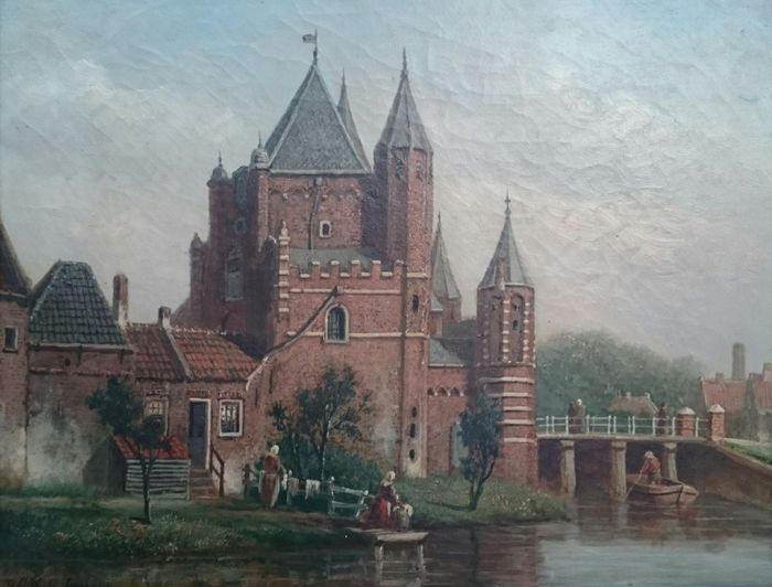 Oene Romkes de Jongh (1812-1896)