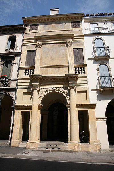 Casa Cogollo, Vicenza