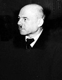 "Ernst Friedrich Christoph ""Fritz"" Sauckel (27 October 1894 – 16 October 1946) was a German Nazi politician, Gauleiter of Thuringia and the General Plenipotentiary for Labour Deployment from 1942 until the end of the Second World War."