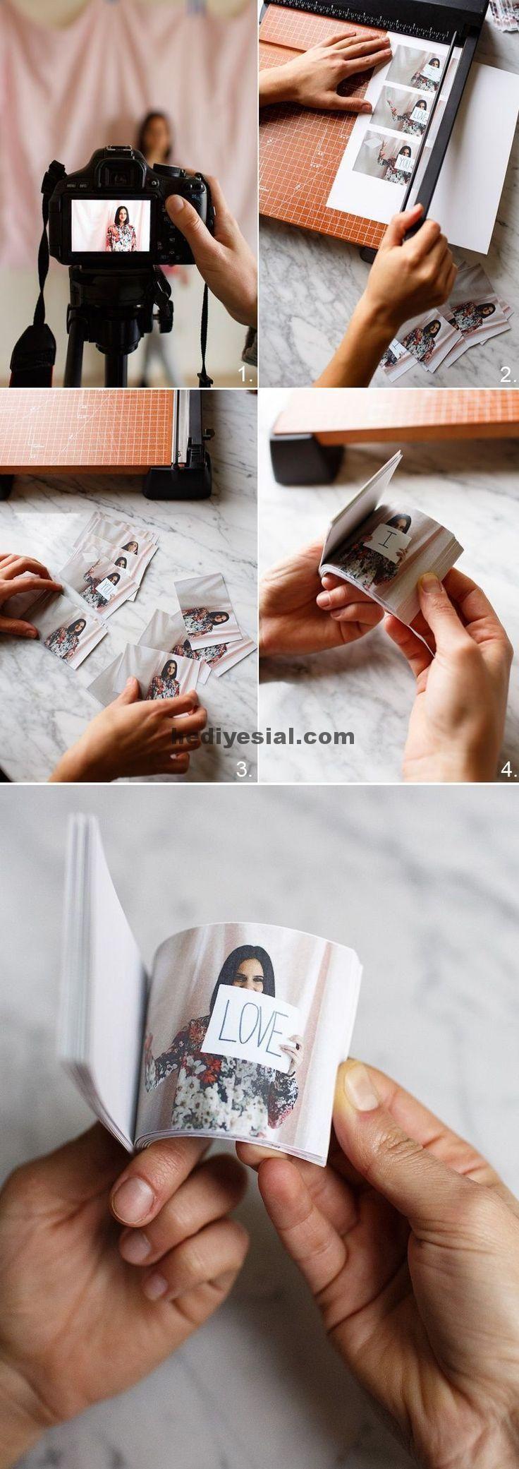14 schöne Möglichkeiten, die beste Valentinskarte #boyfriendgift zu machen, #b…