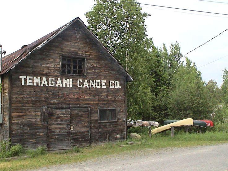 Temagami Canoe Co.