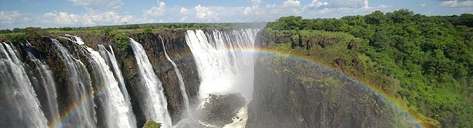 Victoria Falls Marathon 2014