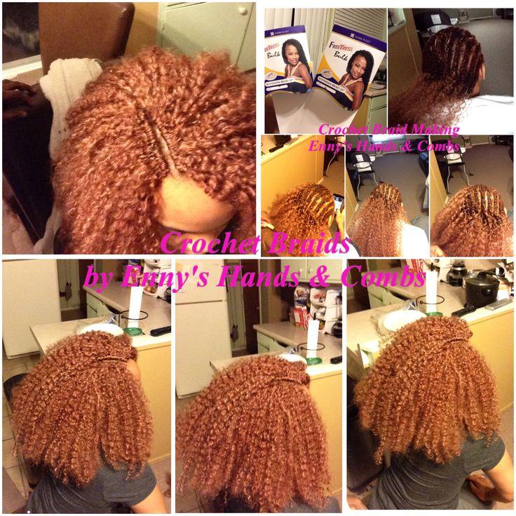 Crochet Hair Curlers : Freetress bohemian, Crochet braids and Curls on Pinterest