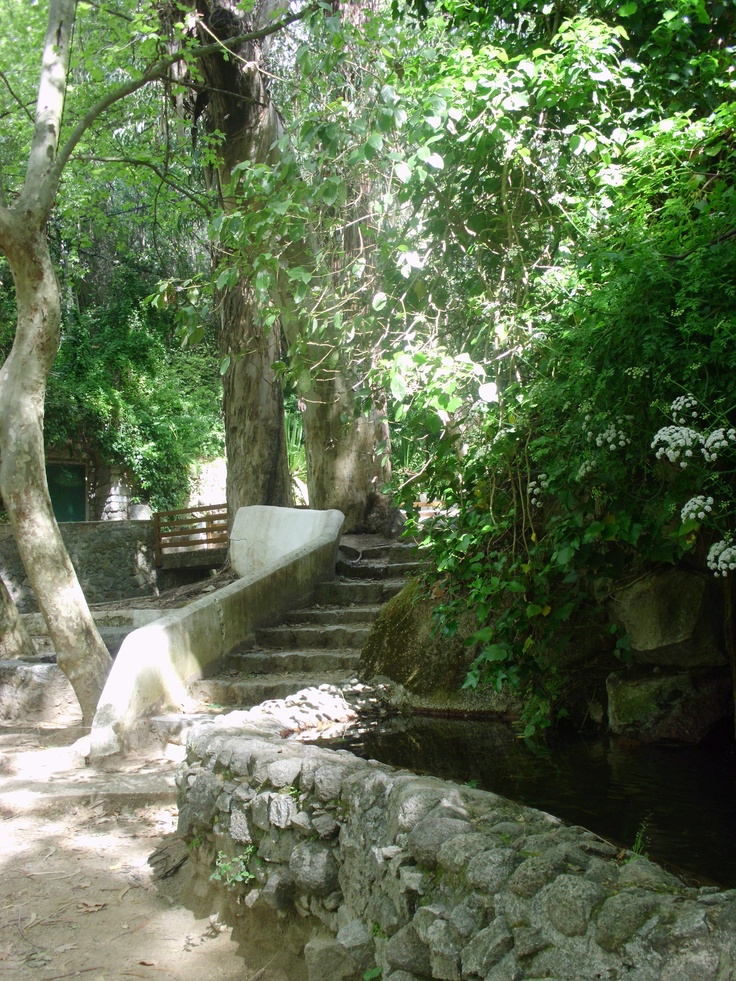 Caldas --» Serra de Monchique