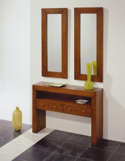 Recibidor Colonial Ard  http://www.artesaniadecoracion.com/tienda/Recibidor-Ard-No-Incluye-Espejo.html