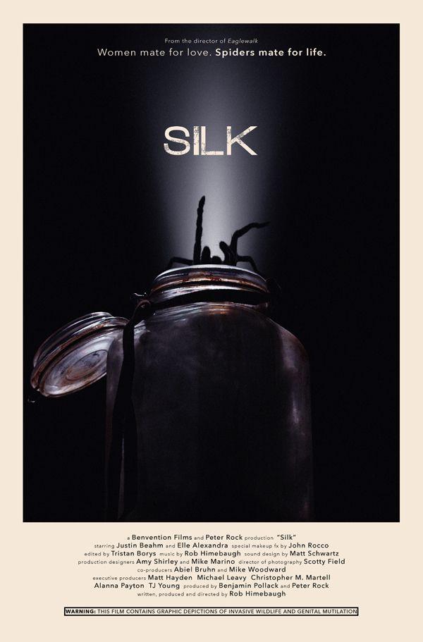 Silk – Araña negra busca