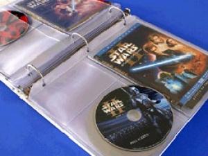 A DVD binder I will make