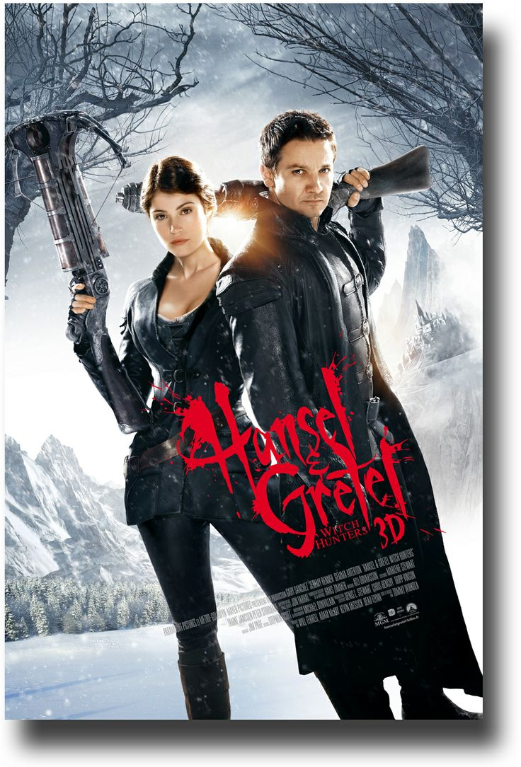 22 best Hansel And Gretel Witch Hunters images on Pinterest
