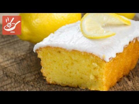 Plumcake glassato al limone (Spadellandia)