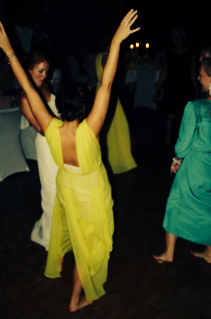 Dancing queen, wedding