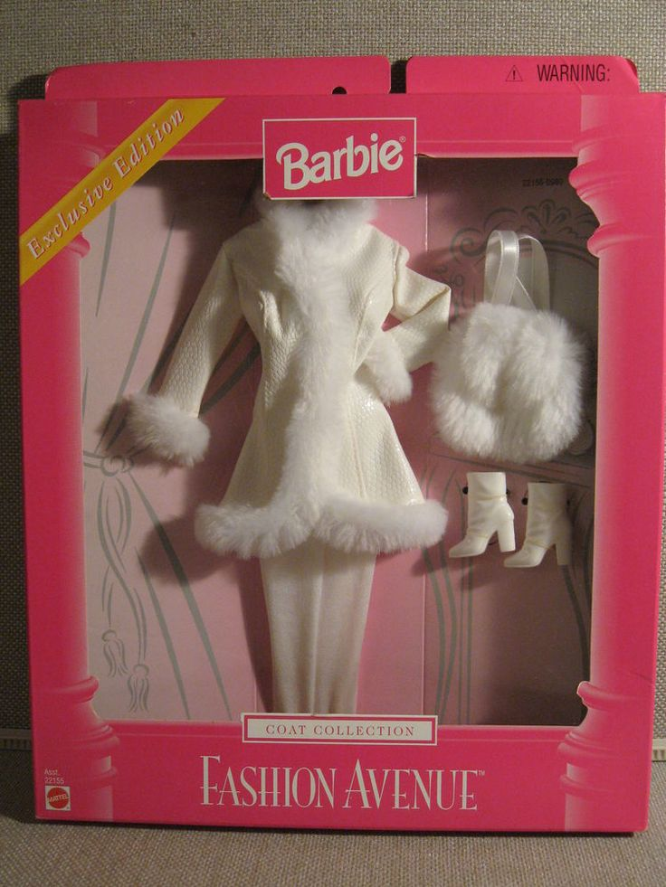 17 Best Images About Barbie Fashion Avenue Clothes On