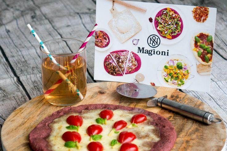 Review: Magioni groente pizza. Babies Kitchen testen de bieten en bloemkool pizzabodems van Magioni. Lees er nu alles over + een lekker recept.
