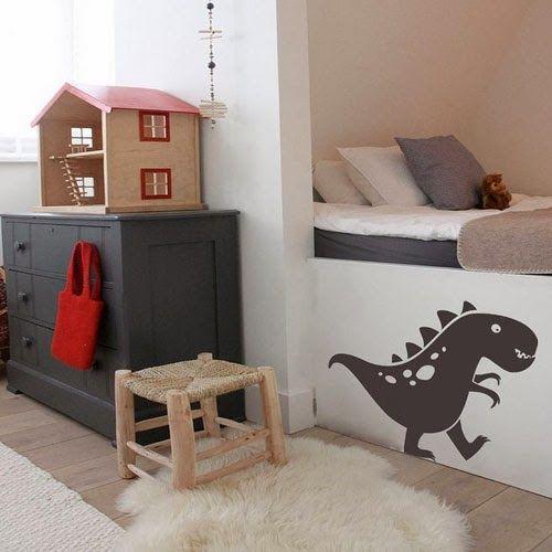 Kinderkamer. Voor meer kinderkamer inspiratie kijk ook eens op http://www.wonenonline.nl/slaapkamers/kinderkamer/
