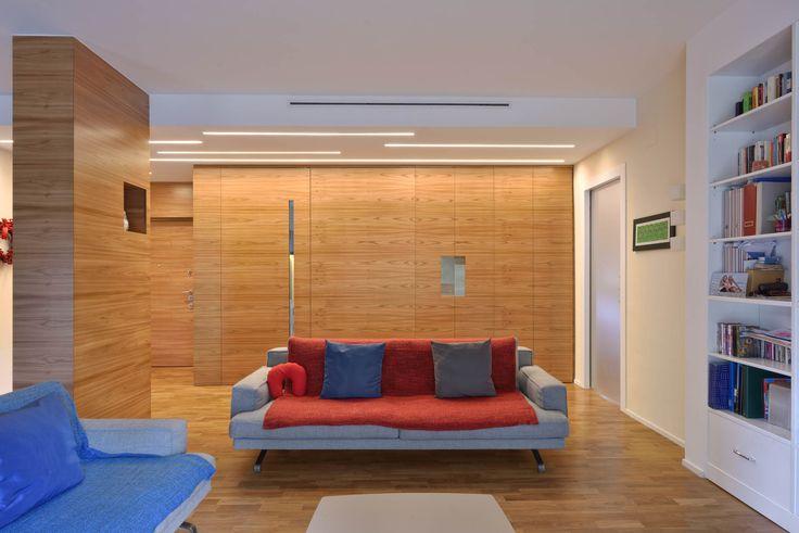 Interior design per una dimora confortevole.