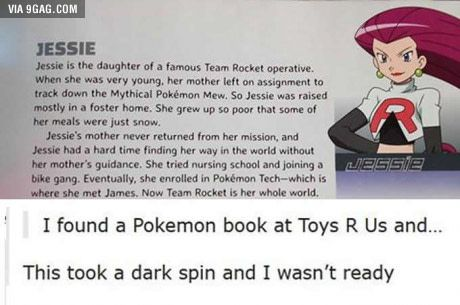Unexpected Lore<<< I remember learning about some of this in the episodes, her story is so sad.