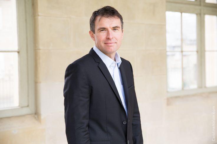 Romain Pasquier,  Sciences Po Rennes, par Caroline ABLAIN photographe