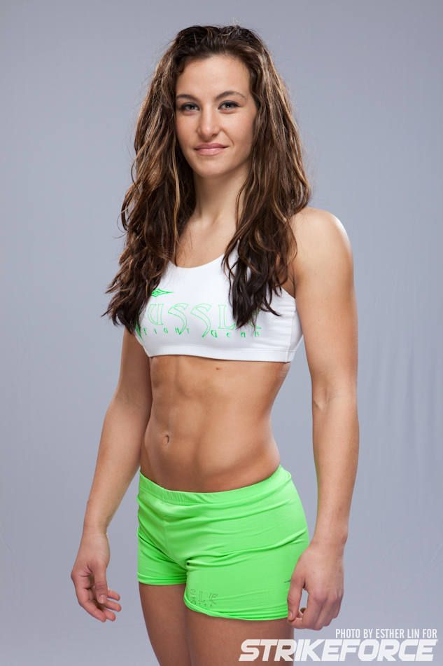 tate | Frank Pozen's Big Bad Blog: Miesha Tate vs Julie Kedzie added to Aug ...