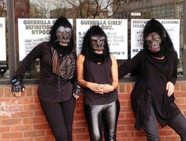 Kathe Kollwitz, Zubeida Agha and Frida Kahlo of the Guerrilla Girls, New York…