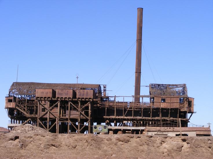 Salitreras Santa Laura, Patrimonio de la Humanidad- Iquique- Chile