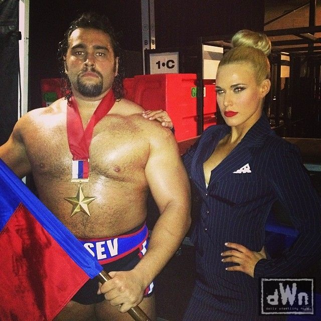 rusev and lana dating in real life Rusev and lana have been dating since their time in nxt and have now become one of the longest-lasting couples in quite some time (considering wwe's track record of weddings gone awry and such).