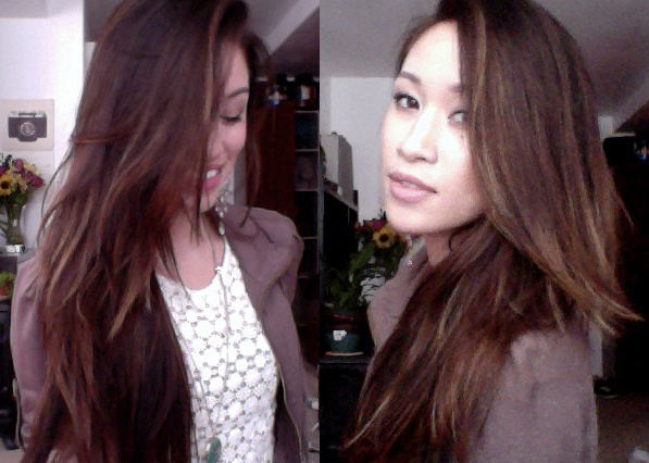 Hairstyles For Long Asian Hair : 90 best images about hair on pinterest