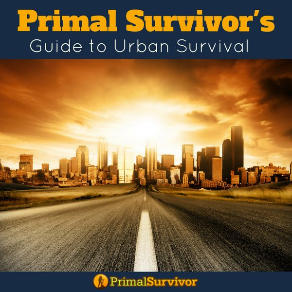 Primal Survivors Guide to Urban Survival. How to prepare for SHTF in the city. What to pack in your Survival Kit and how to defend yourself and your home. #urban #survival #preppers #preppertalk #homedefense #survivalgear