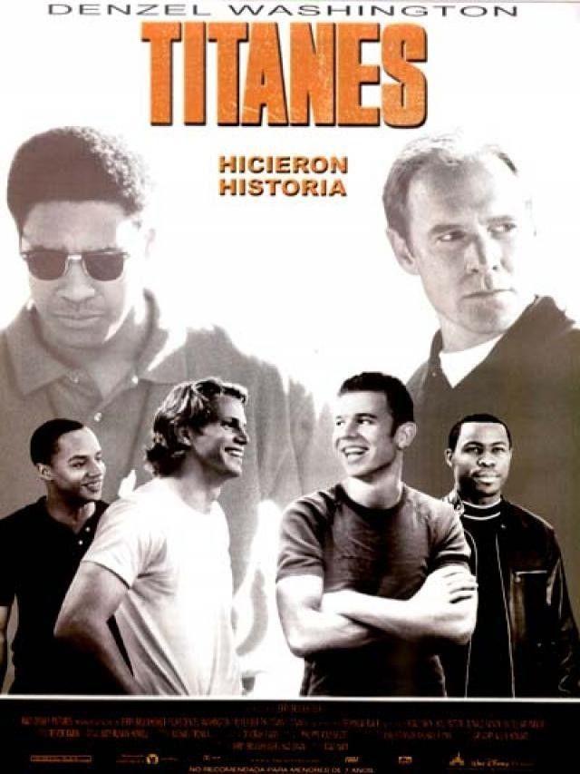 Titanes hicieron historia (2000) - Ver Películas Online Gratis - Ver Titanes hicieron historia Online Gratis #TitanesHicieronHistoria - http://mwfo.pro/1821274