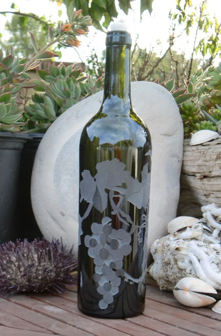20 Best Images About Re Purposed Wine Bottles Transformed
