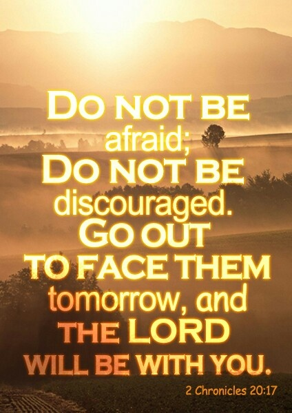 2Chronicles 20:17