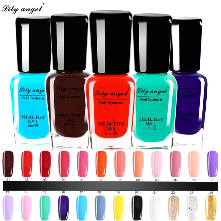 1 pcs 6ML Sexy Mix 48 Colors Peel Off Unhas De Nail Polish Color Tale Mood Nail Polish Art Design Hot Sale Nail Lacquer  *** Detailed information can be found by clicking on the VISIT button