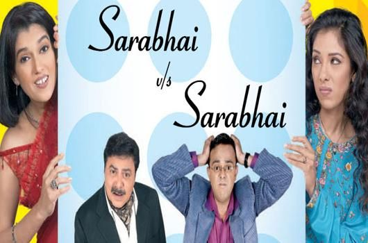 Sarabhai Vs Sarabhai  This is Indian comedy show featuring the life of an upper-class family. the core comic component is the relation of upper-class mother-in-law Maya who always disparages her daughter-in-law Monisha.