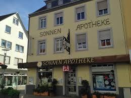 Sonnen Apotheke (Pharmacy)  Hauptstrasse 55, 66482 Zweibruecken  Apotheker Hubert Bollmann
