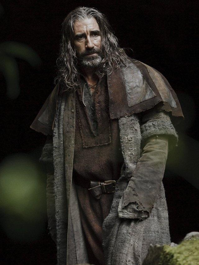 John Lynch as Balinor in Merlin