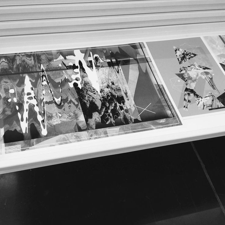 #showmeyourdrawers #thedrawers #exhibition #thedrawers_exhibition #blackandwhite #college #worksonpaper #soundreaming The Drawers